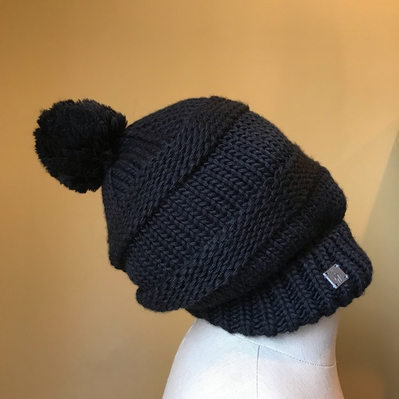 f61c0e6c1ee73 Smart wool Toboggan Black